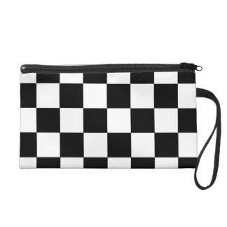 Checkered Clutch