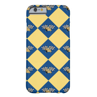 Checkered Derby Barely There iPhone 6 Case