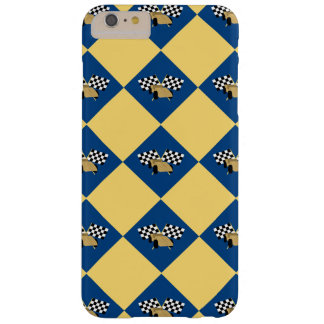 Checkered Derby Barely There iPhone 6 Plus Case
