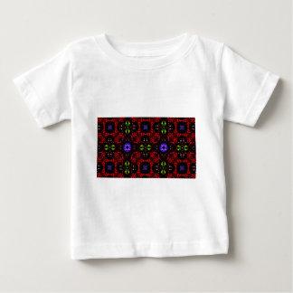 Checkered design Kaleidoscope Baby T-Shirt