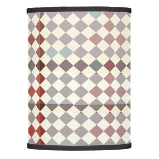 Checkered Lamp Shades | Zazzle