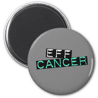 checkered eff cancer magnet