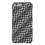 Checkered Flag Barely There iPhone 6 Case