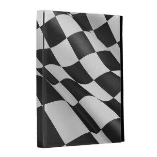Checkered Flag Caseable iPad Folio Case