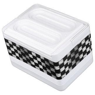 Checkered Flag Cooler