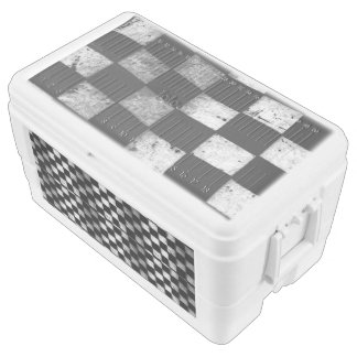 Checkered Flag Cooler