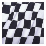 Checkered flag custom invitation