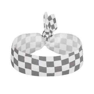 Checkered Flag Hair Tie