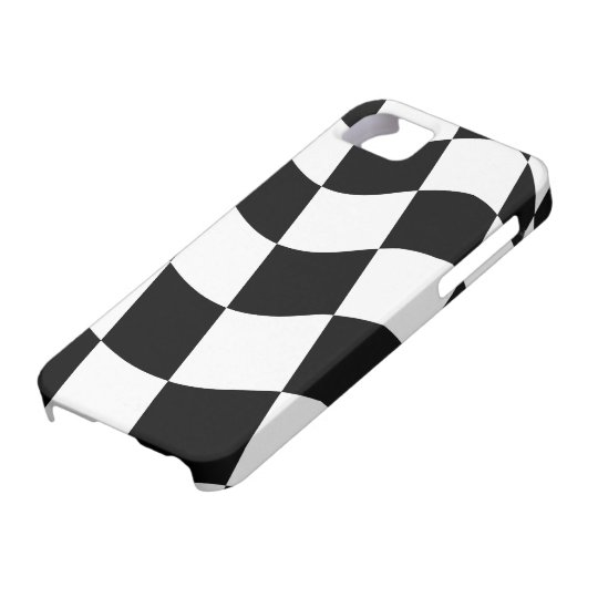 Checkered Flag iPhone SE/5/5s Case