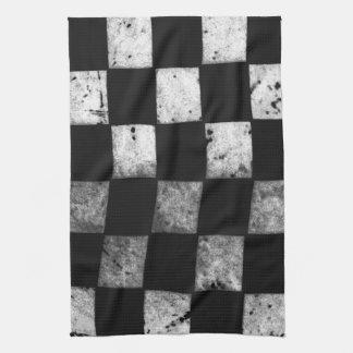 Checkered Flag Towel