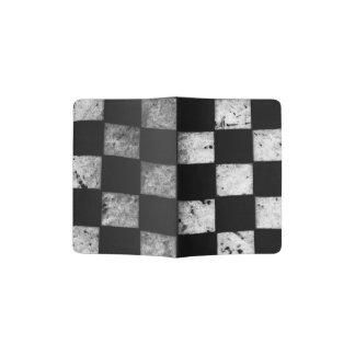 Checkered Flag Passport Holder