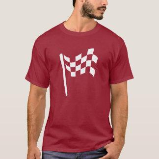 Checkered Flag Pictogram T-Shirt