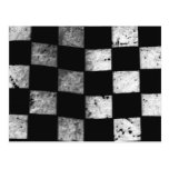 Checkered Flag Post Cards