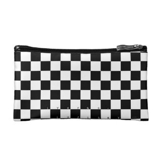 Checkered Flag Purse