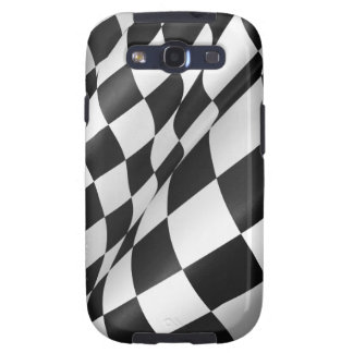 Checkered Flag Samsung Galaxy S3 Vibe Case Galaxy SIII Covers
