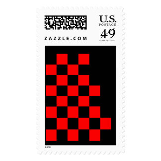Checkered Flag Stamps