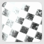Checkered Flag Stickers