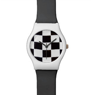 Checkered Flag Watch