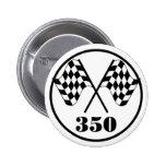 Checkered Flags Pins