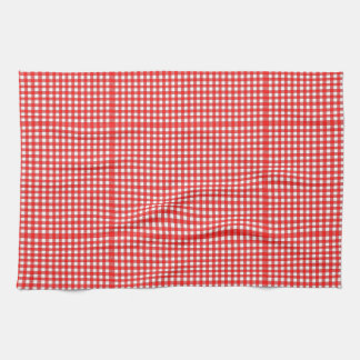 Checkered Image Kitchen Towels