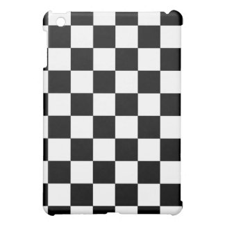 Checkered iPad Case
