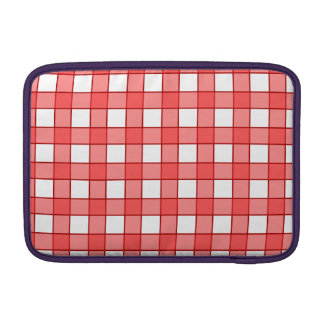 Checkered MacBook Sleeves