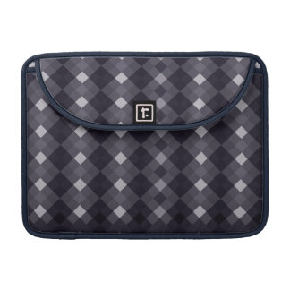 Checkered Laptop case MacBook Pro Sleeve