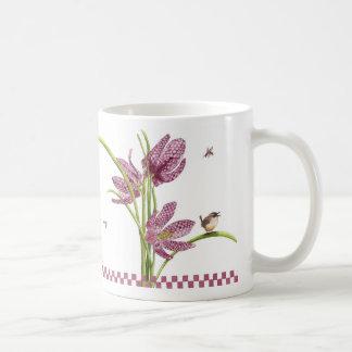 Checkered Lily mug