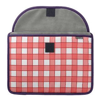 Checkered MacBook Pro Sleeves