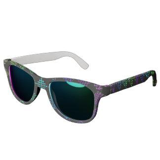 Checkered Moire Eyewear