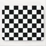Checkered Mouse Pad