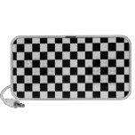 checkered mp3 speaker