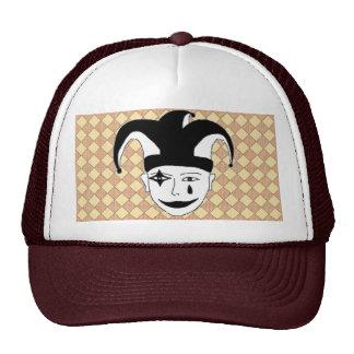 Checkered MTJ Trucker Hat