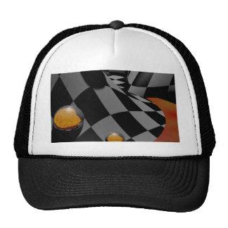 Checkered Past  2 Trucker Hat