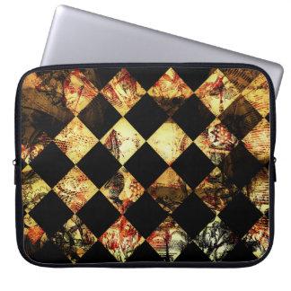 Checkered Past Neoprene Laptop Sleeve