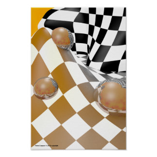 Checkered Past series Poster