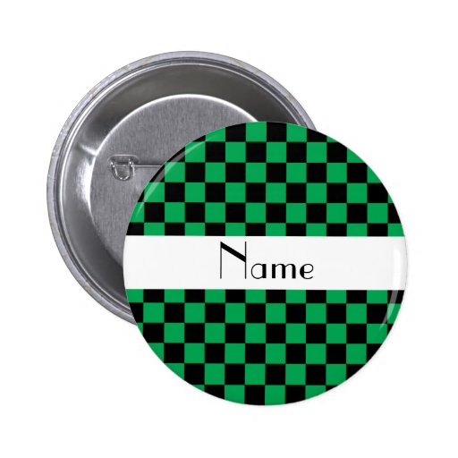 Checkered pattern in green.png pin