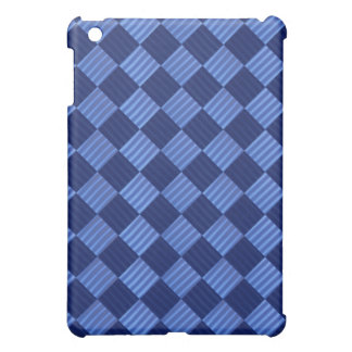Checkered Pattern Cover For The iPad Mini