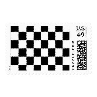 Checkered Stamps