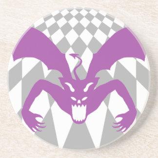 Checkered Purple Devil Coaster