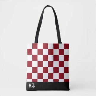 Checkered Bags & Handbags | Zazzle