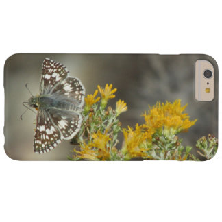 Checkered Skipper Butterfly Barely There iPhone 6 Plus Case