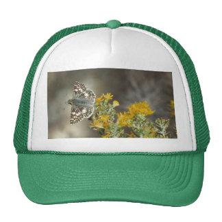 Checkered Skipper Butterfly Trucker Hat