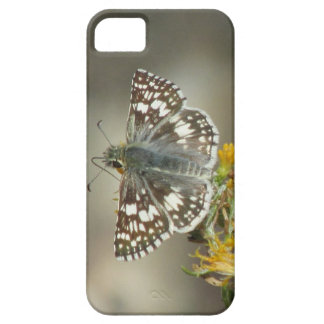 Checkered Skipper Butterfly iPhone 5 Case