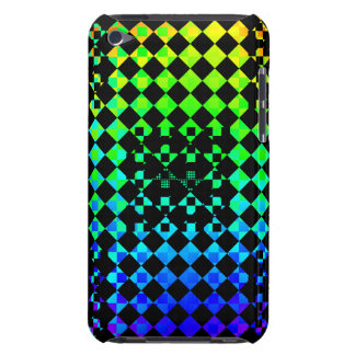 Checkered Twist iPod Touch Cover