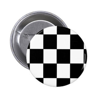 Checkers 2 Inch Round Button