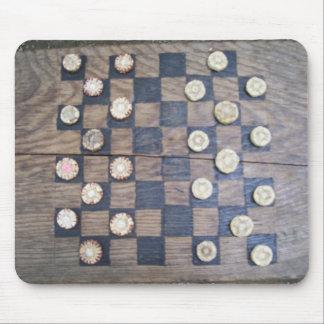 Checkers Anyone? Mousepad