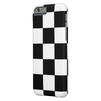Checkers Barely There iPhone 6 Case