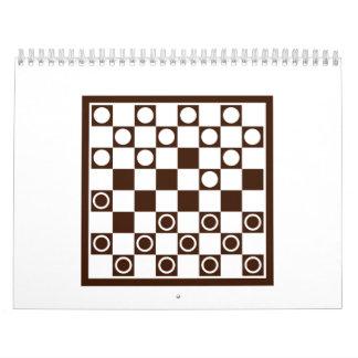 Checkers Calendar