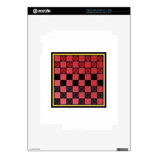 Checkers Game Skins For The iPad 2